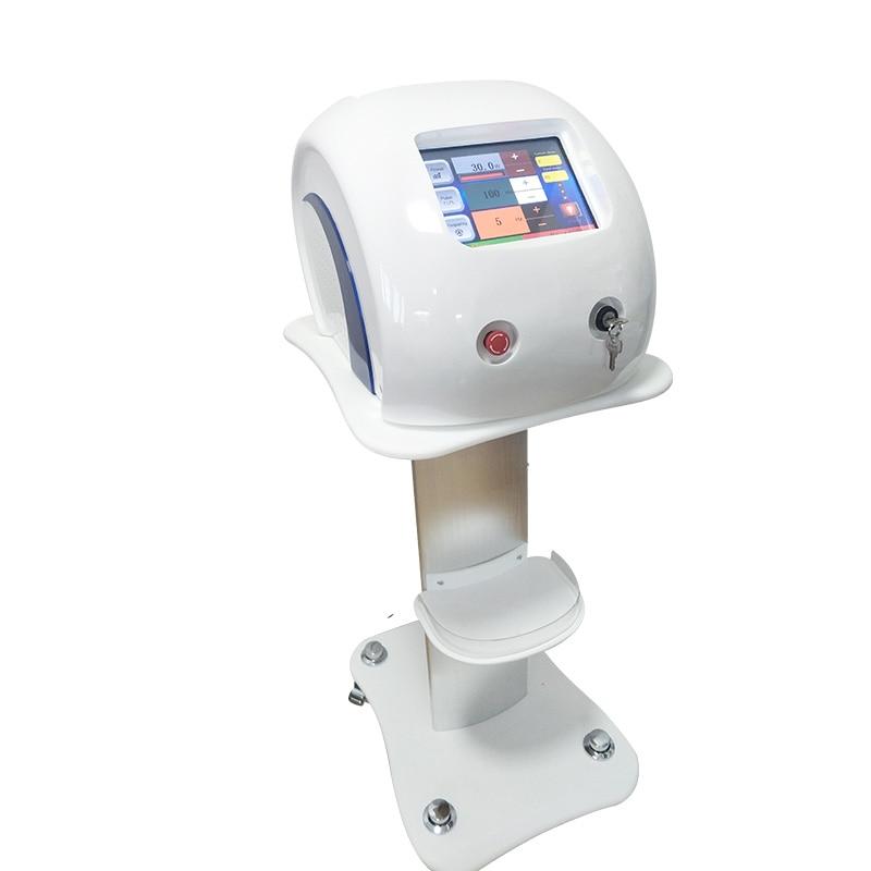 Eliminación Vascular láser de 980nm muy efectiva/máquina de eliminación de venas de araña/equipo de tratamiento de venas rojas
