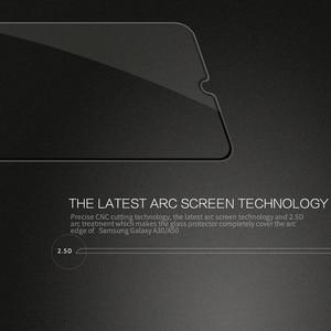 Image 3 - Szkło hartowane do Samsung Galaxy A20 A30 A40 A50 A70 A70S A80 A90 Nillkin CP + 2,5d pełna folia klejowa do Samsung A50 szkło