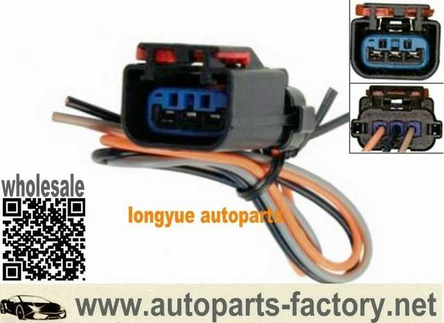 Super Longyue 2Pcs Ignition Coil Connector Wiring Harness Case For Dodge Wiring Digital Resources Cettecompassionincorg