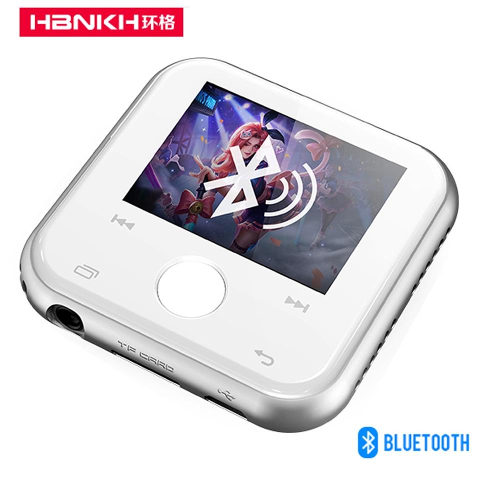 Lecteur Mp3 Bluetooth Mini métal 1.8