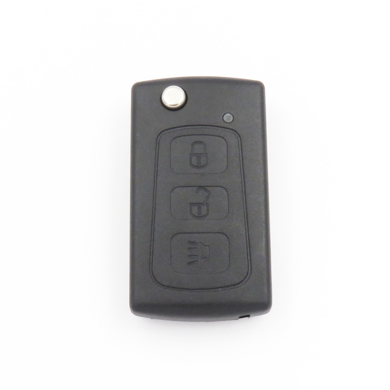 1pcs lots Folding Car Key Shell For Great Wall H3 H5 Key Cover Auto Replacement Parts