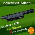 Jigu 5200 mah batería para acer emachines d440 d640 d642 d640g d520 D644 D729 D730 D732 E442 E443 E529 E642 E732 E729Z MS2305 E730