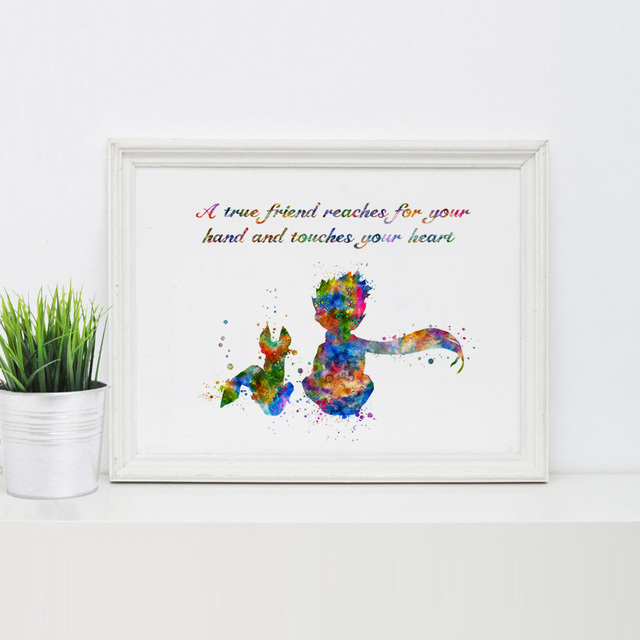 Little Prince Bedroom Decor