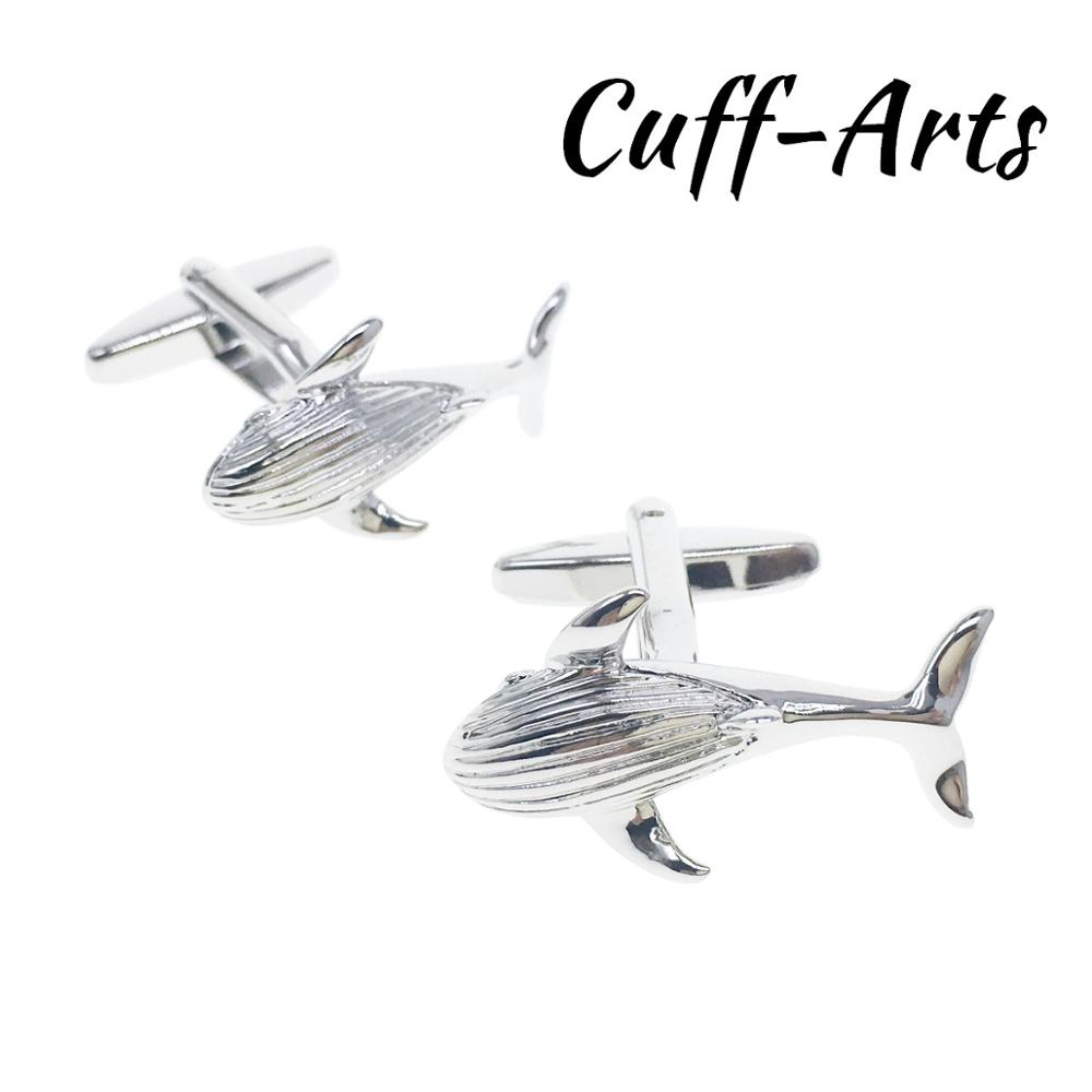 Cufflinks For Men Swimming Whales Cufflinks Gifts For Men Gemelos Les Boutons De Manchette By Cuffarts C10398