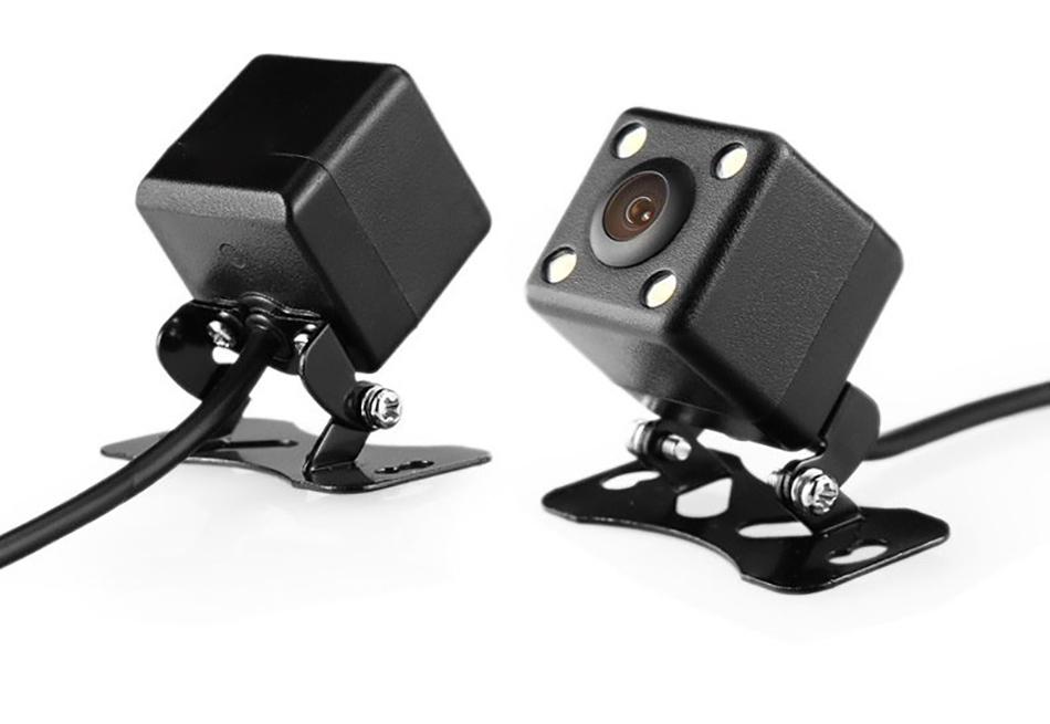 """Jansite 4,3 """"monitor de coche TFT LCD cámara de visión trasera. 11"""