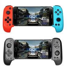 Mobil oyun denetleyicisi teleskopik kablosuz Bluetooth mobil oyun teleskopik kablosuz Bluetooth Bluetooth denetleyicisi Android telefon için