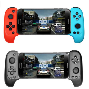 Image 1 - Mobile Game Controller Telescopic Wireless Bluetooth Mobile Game Telescopic Wireless Bluetooth Controller for Android Phone