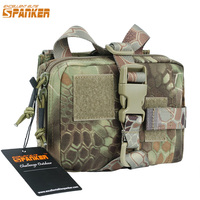 EXCELLENT ELITE SPANKER Outdoor Hunting Bag Tactical Activity First Aid Bags Medical Military EDC Hunting Pouch
