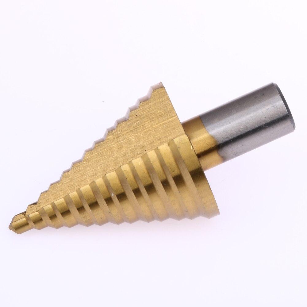 1 PC Titan Schritt Core Bohrer Set 5-35 MM Power Tools High Speed Stahl Holzbearbeitung Holz Metall bohren Set