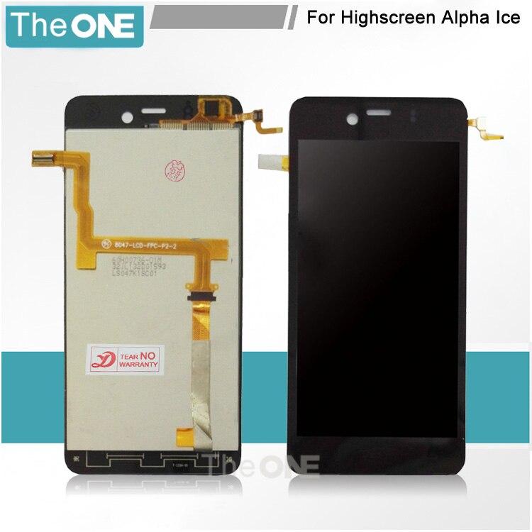 Teléfono inteligente accesorios de repuesto para Highscreen Alfa Hielo pantalla