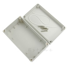 Hot Waterproof Plastic Electronic Project Enclosure Cover CASE Box 158x90x60mm Apr