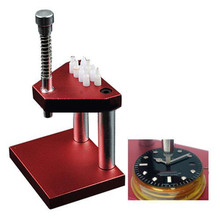 2015 Newest Hot Sale Deluxe Watch Hand Presto Presser Standard set Fitting Repair Tool Watchmaker Lowest Price(China)
