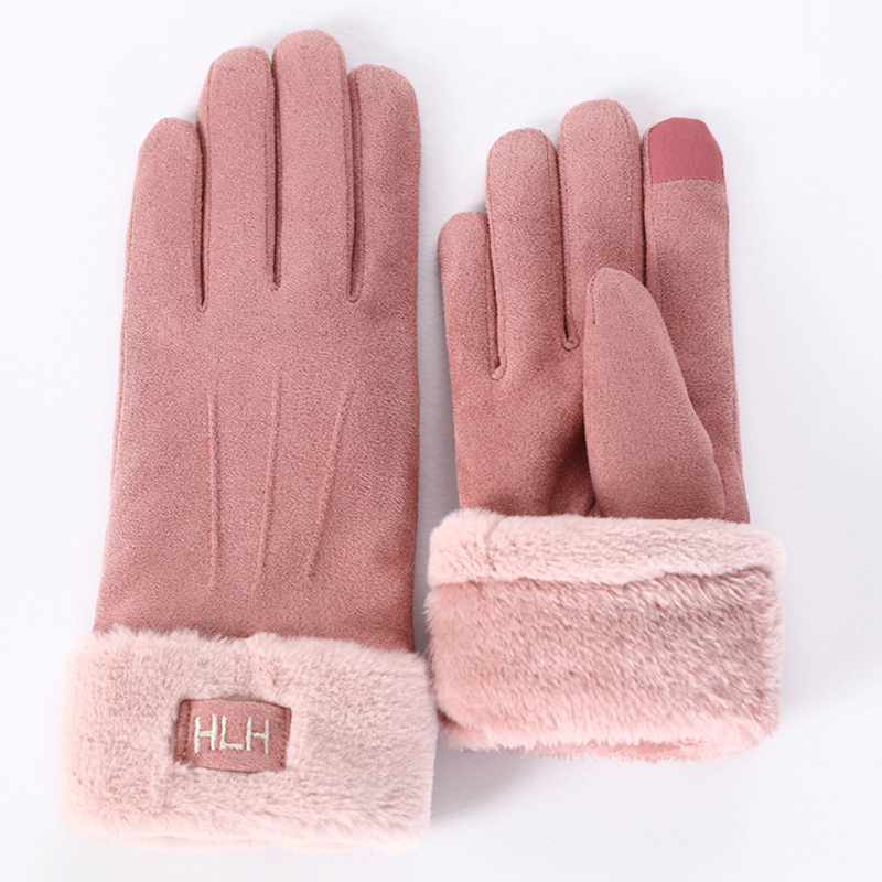 bigsweety women touch screen driving gloves winter warm. Black Bedroom Furniture Sets. Home Design Ideas