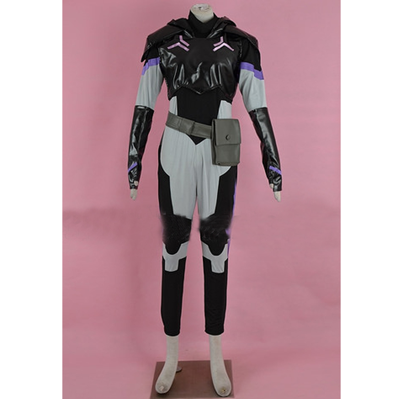 Voltron: Legendary Defender Keith Blade of Marmora Cosplay Costume Cartoon Halloween Carnival Birthday Party Costume