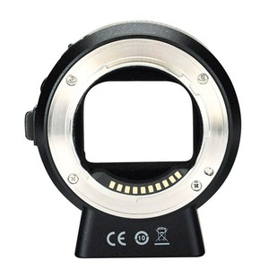 Image 4 - YONGNUO YN EF E השני חכם מתאם הר עבור Canon EF EOS עדשה לסוני NEX E הר A9 A7 השני a7RIII A7SII A6500 מצלמה