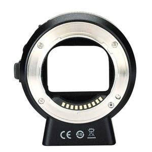 Image 4 - وصلة محول ذكية من YONGNUO YN EF E II لعدسة Canon EF EOS لكاميرا Sony NEX E Mount A9 A7 II A7RIII A7SII A6500