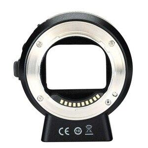 Image 4 - Yongnuo YN EF E ii 스마트 어댑터 마운트 canon ef eos 렌즈 용 sony nex e mount a9 a7 ii a7riii a7sii a6500 카메라