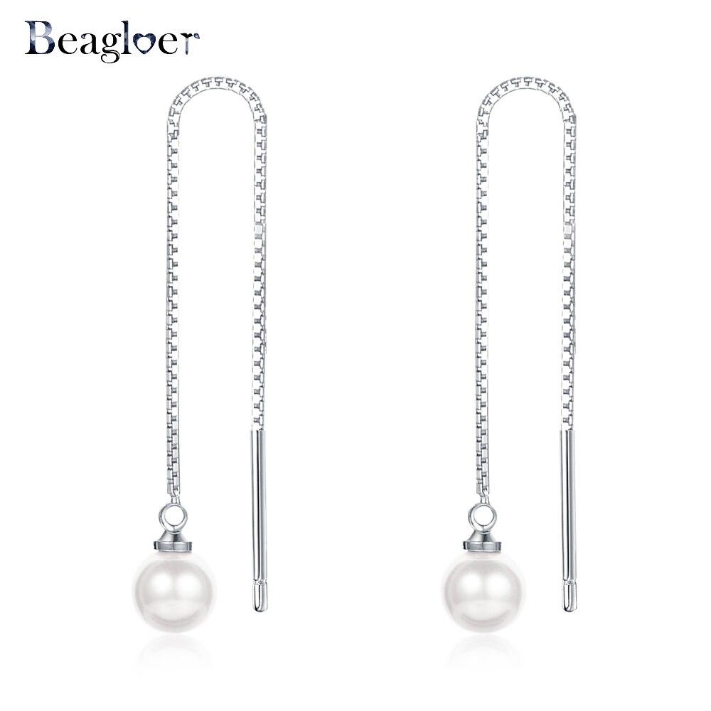 Earrings Trustful Silver Coloured Star Drop Earrings
