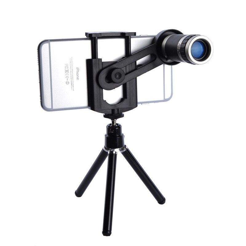 bilder für KRY Handy Teleskop Universal 8X Zoom Teleskop-kamera Teleobjektiv für iphone 7 objektiv iphone 5 s 5 6 6 s 7 plus objektiv