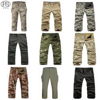 Hot Sale TAD Tactical Military Pants Quick-dry Waterproof Combat Army Skiing Trousers Climbing Hiking Hunting Pants 11 Color