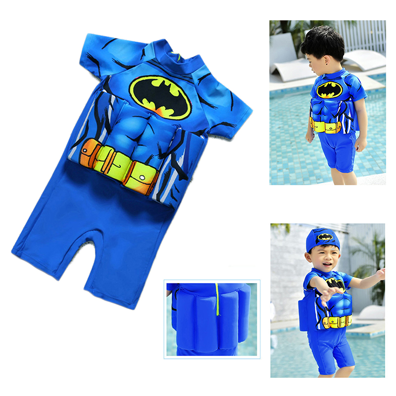 Kid's Life Jacket Vest Puddle Jumper Children Baby Floats Foam Safety Pool Water Lifejacket Swimsuit Swimming For Kids