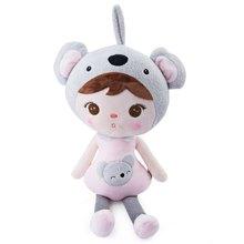 Metoo Hot sale 50cm New Genuine Cartoon Angela Plush font b Toys b font Cute Dolls