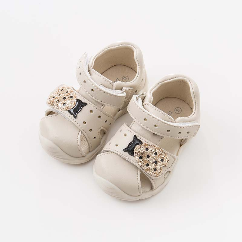 DB7009 Dave Bella spring summer baby girl sandal Princess Shoes brand shoes