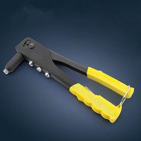 1Pcs Hand Riveter Rivet Gun Manual Blind Furniture Tool DIY Nut A01