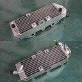 For Suzuki RM250/RM 250 2-stroke 1993 1994 1995 L&R Hi-Perf aluminum alloy radiator