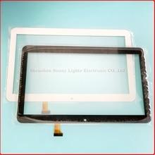 """Nuevo 247*156mm 10.1 """"Tablet Para texet TM-1057 digitalizador pantalla Táctil Sensor de reemplazo Del panel Envío Gratis"""