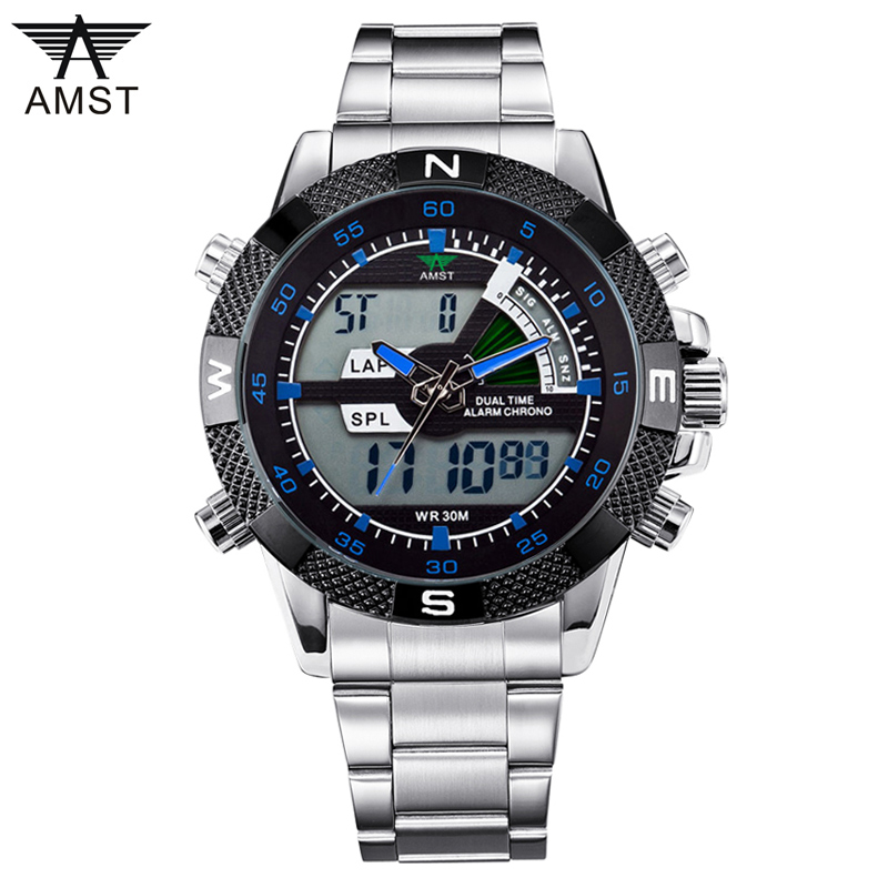 amst watches multi function sports