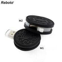 4GB 8GB 16GB 32GB 64GB Oreo Cookies USB Flash Drive Pendrive Memory Card Pen Drive