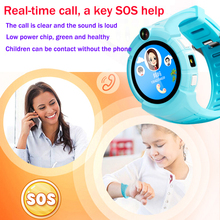 Awesome Kids Smart Watch phone with Camera wifi GPS Location and SOS call Tracker Watch