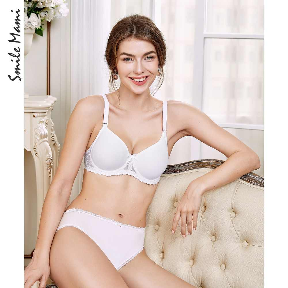 a11248664549f Women's Breast Feeding Bra Padded Underwire Maternity Nursing Bra With Full  Cup Support Size C D DD E F