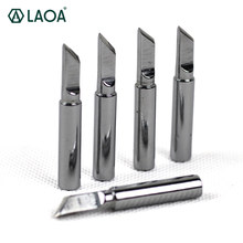 5PCS LAOA 35W High Qualtiy Durable Lead-free Solder Screwdriver Iron Tip for Soldering Rework Station(China)