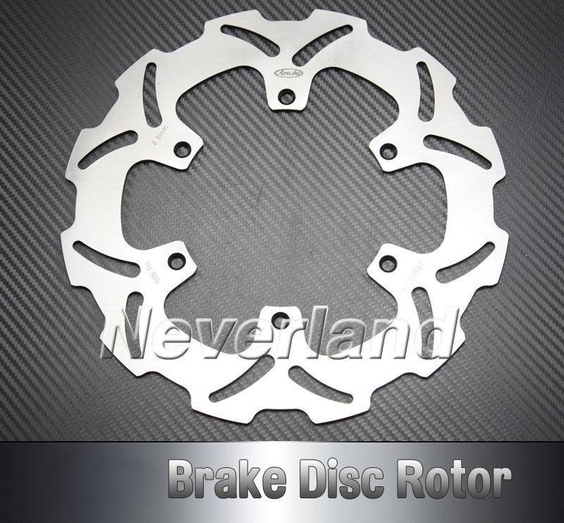 Motorcycle Front Brake Disc Brake Rotor for Yamaha YZ WR 125 250 F 250 450 Suzuki RM 125 250 RMX S 250 DRZ E S 400 D25 220mm rear brake disc rotor for suzuki rm125 rm 125 1988 1995 rm250 250 1996 1999 rmx250 rmx drz400 drz400 srz400s drz400e