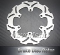 Motorcycle Front Brake Disc Brake Rotor for Yamaha YZ WR 125 250 F 250 450 Suzuki RM 125 250 RMX S 250 DRZ E S 400 D25