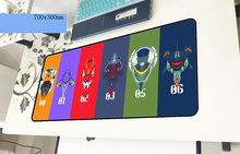 EVA геймерский коврик для мыши HD шаблон 700x300x3 мм игровой коврик для мыши большая мода ноутбук ПК аксессуары ноутбук padmouse эргономичный коврик