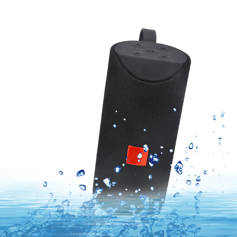 JBBL New Waterproof Bluetooth <font><b>Speaker</b></font> Outdoor Bicycle Portable Subwoofer Bass Wireless <font><b>Speakers</b></font> Mini Column Box Loudspeaker FM image