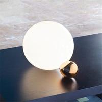 Glass Lamp Bedside Lamp Post modern Living Room Art Bedroom Living Room Designer Decoration Desk Lamp Table Lamp