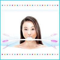 Face Muscles Training Wand Roller Anti Wrinkles Massager Smile Exercise Facial Fitness Model Shape Up Anti