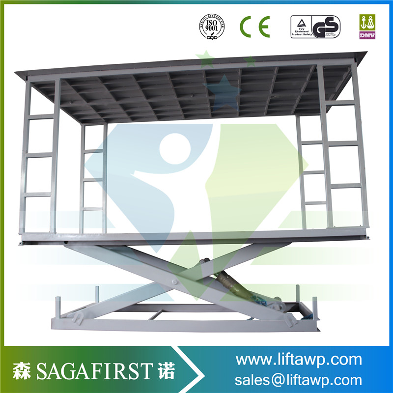 Factory Price High Quality Stationary Scissor Lift Platform Home Elevator Price