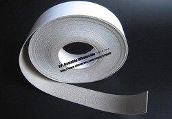 1mm d'épaisseur, (40mm * 20 M) joint en mousse conductrice pleine face pour TV, ordinateur portable, tablette écran étui résistant aux chocs, EMI, étanchéité ESD
