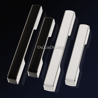 High end 5PCS/lot European Luxury Style Kitchen Door Furniture Handle Cupboard Drawer Wardrobe Cabinet Pulls Handles and Knobs