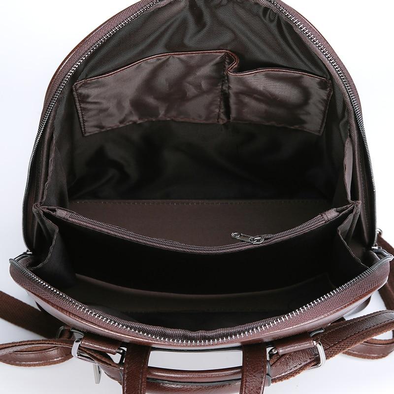 2018 Women Backpack high quality PU Leather Fashion Backpacks Female Feminine Casual Large Capacity Vintage Shoulder 2018 Women Backpack high quality PU Leather Fashion Backpacks Female Feminine Casual Large Capacity Vintage Shoulder Bags
