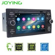 """Últimas 2 Din 2 GB RAM Android 6.0 7 """"Coche radio Multimedia para Unidad principal para Kuga Mondeo Estéreo reproductor GPS Para Ford Fusion Galaxy"""