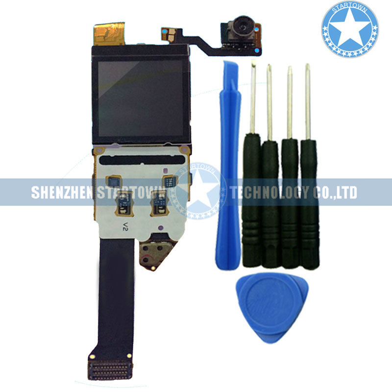 Original LCD display Flex/keyboard/Camera Assembly For NOKIA 8800 Sirocco 8800SE 8800D with toolsOriginal LCD display Flex/keyboard/Camera Assembly For NOKIA 8800 Sirocco 8800SE 8800D with tools