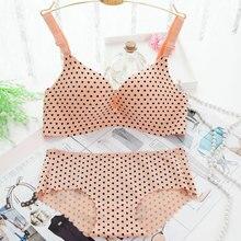 Heart-shaped suit bra underwear