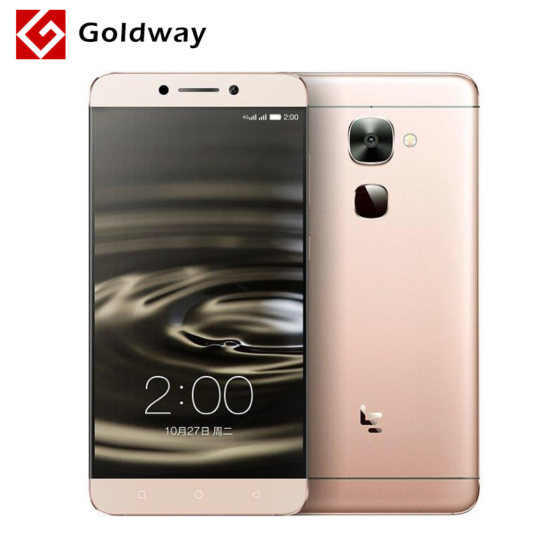 "Original Letv LeEco Le 2 X620 Helio X20 MTK6797 Deca Core Mobile Phone 5.5"" 3GB 32GB 1920x1080 16MP Fingerprint Multi Language"