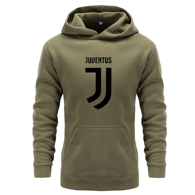 b770ecbd5 2018 Brand New Men Hoodies Pullover Hip Hop Fleece Fashion Juventus Print  Sportswear Mens Tracksuit Sweatshirt